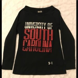 Under Armour Tops - UA University of SC Sweatshirt